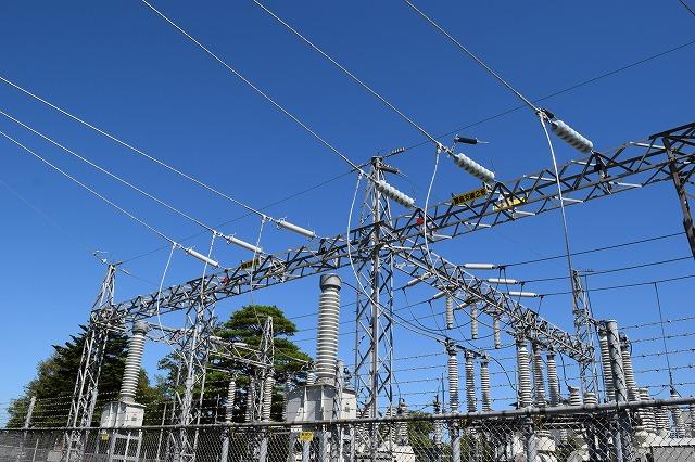 一般電気設備の施工